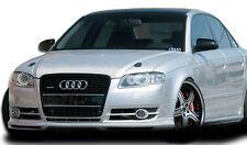 Duraflex A-Tech Front Lip Under Spoiler Air Dam - 1 Piece For Audi A4 06-08