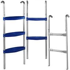 Échelle pour trampoline échelle jardin extérieur saut marches- 110cm- 90cm- 76cm