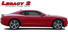 Chevy Camaro 2014-2015 Legacy Upper Body Stripe Decal 3M Vinyl Graphic RS
