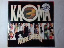 KAOMA Worldbeat lp HOLLAND LAMBADA NUOVO