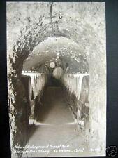 St. Helena CA~1940s BERINGER WINERY~UNDERGROUND TUNNEL