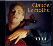 CLAUDE LAMOTHE - NU