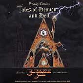 WENDY CARLOS Tales Of Heaven & Hell CD 1998 BRAND NEW! OOP! RARE!!