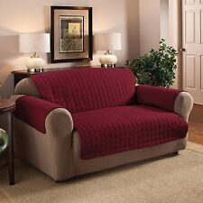 Acqua repellente mobili protezione per divani / settees - 1, 2 o 3 posti-VINO