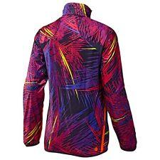NWT~Adidas ADIZERO WOVEN Jacket Running Tennis Gym FORMOTION Track Top~Women Lrg