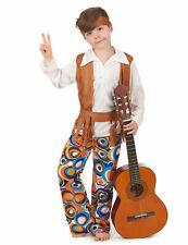 Déguisement hippie marron garçon Cod.169045