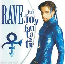 Prince Rave Un2 the Joy Fantastic Album Art Canvas Wall Art Poster Print Music