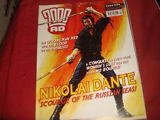 2000 A.D. Prog 1504  Weekly Comic 6 Sept 2006 - Judge Dredd
