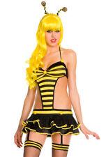 Womens bumble bee bedroom dress costume