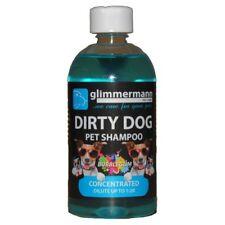 Professional Pet Animal Puppy Dog Shampoo Fresh Grooming Scent Whitening Bath