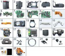 Nikon D80 DSRL parti di ricambio Repair Part door board cover flex ring shutter