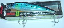 """5 1/2"""" X-Rap 14 Rapala Normark Slashbait Pike Blue Sardine SXR14-BSRD"""