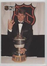 1991-92 Pro Set French #322 Ray Bourque Boston Bruins Hockey Card
