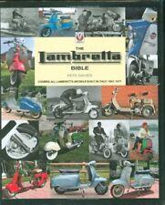 The Lambretta Bible: Covers All Lambretta Models Buil... by Pete Davies Hardback