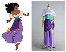 NEW The Hunchback of Notre-Dame Esmeralda Cosplay Costume GG.2063
