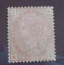 UK stamp #87 mint OG HR F/VF plate 13