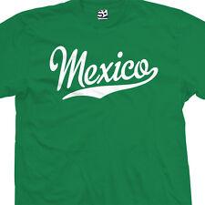 Mexico Script Tail T-Shirt - Mexican Vivo Hecho en Souvenir - All Sizes & Colors