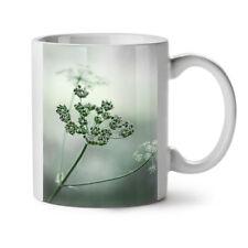 IMPIANTO di natura Verde Wildlife New White Tea Tazza da caffè 11 OZ | wellcoda
