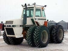 Case Tractor 4490, 4690 or 4890 Hood & Fender Decal Stripe Set
