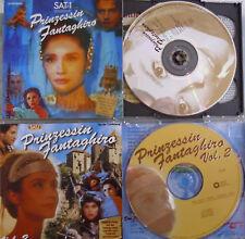 Prinzessin Fantaghiro 1 & 2- Soundtracks- 3 CDs