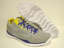 NEW Mens REEBOK SHOWDOWN SubLite VLP Rise Gray V44515 SAMPLE Sneakers Shoes