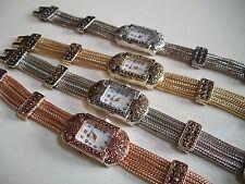 Vintage Look Bracelet Marcasite Antique Special Occasion Fashion Women's Watches