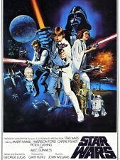 Star Wars Movie Vintage Giant Print POSTER Affiche
