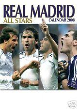 real madrid all stars kalender 2008 (neu+ovp) raul/guti