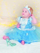 Fancy Dress Costume ~ Disney Princess Baby Cinderella Age 3-24 Months