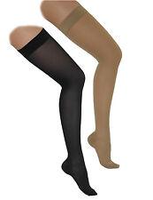 calze terapeutiche per Reggicalze COLLANT compressione 140 DENARI 18-22mmhg