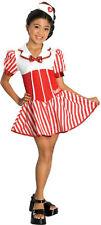 Bratty Nurse Bratz Red White Dress Up Child Costume