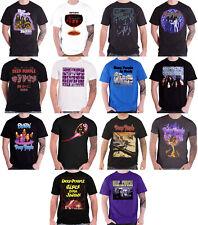 Deep Purple T Shirt Fireball stormbringer Burn japan tour mens new official
