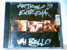 ARTICOLO 31 EXTREMA Vai bello cd singolo