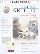 ~ FACING ARTHUR ~ DVD 2005 VIOLINIST LEDERMAN DOCUMENTARY BUY MORES SAVE A LOT