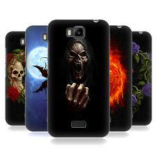 UFFICIALE Christos karapanos HORROR HARD BACK CASE PER Huawei Telefoni 2