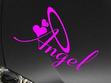ANGEL HALO CAR DECAL,VINYL STICKER, CAR GRAPHIC