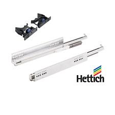 Hettich Quadro V6 Silent System für Holzschubkästen inklusiv Kupplung SOFT-CLOSE