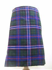 Men's Blue, Green, Red, White Plaid Kilt Sizes 30 , 32, 34 36, 40, 42