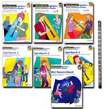Klarinette spielen - mein schönstes Hobby mit Musik-Bleistift