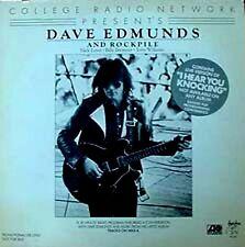 DAVE EDMUNDS - COLLEGE RADIO NETWORK - PROMO LP