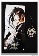 Kuroshitsuji Black Butler Manga Anime Pendentif Collier 黒執事