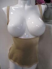 SPANX 309 Slim-plicity Torsette  Torsette-Hemdchen Farbe: Nude  (L)