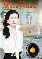 PUBLICITE 2000 PALOMA PICASSO Mon Parfum