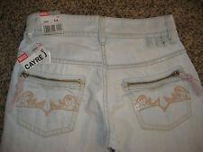Girl's DIESEL CAYRE J  KO1 Sample Jeans 14 NWT$169  Distressed Look! High-End!