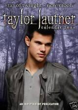 Taylor Lautner Calendar 2011 New & Boxed Twilight