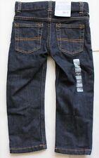 Carter's 2 2T 3 3T Jeans Skinny Fit Adjust Waist Boy's FREE Pants NWT Jean Blue