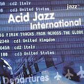 Various Artists - Acid Jazz International - Music CD