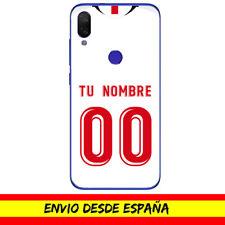 Funda Movil Case Xiaomi Pocophone Camiseta Futbol Sevilla FC Nombre Dibujo