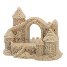 "Mr. Sandman Sand Castle Figurine 120 3"" Collectible Beach Home Wedding Decor N"