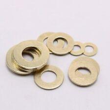 Brass Copper Flat Washers M2 M2.5 M3 M4 M5 M6 M8 M10 M12 M14 M16 M18 M20